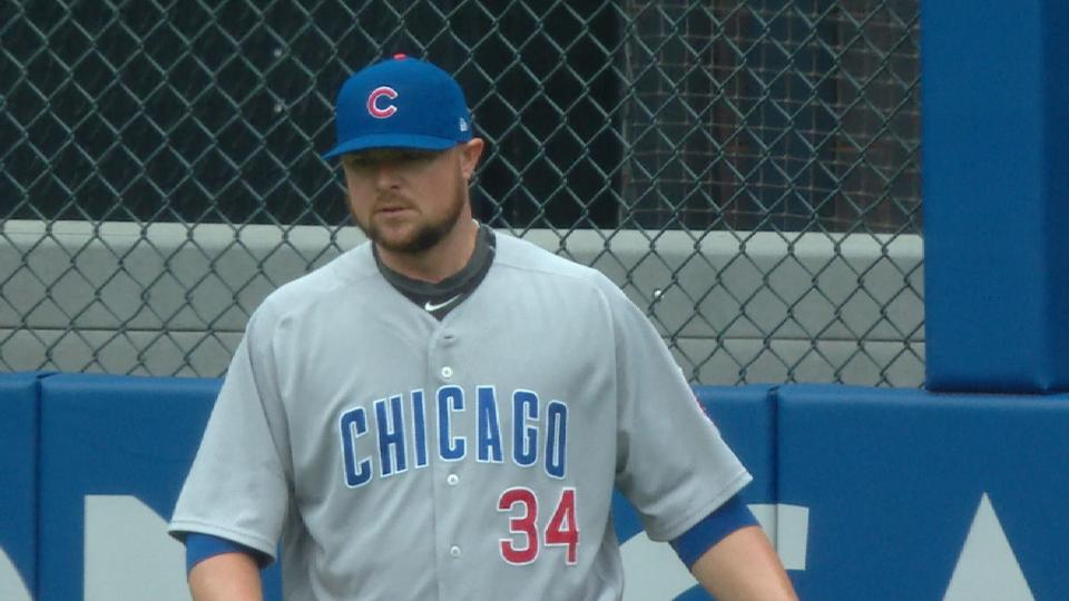 Lester's dominant 2-hit outing