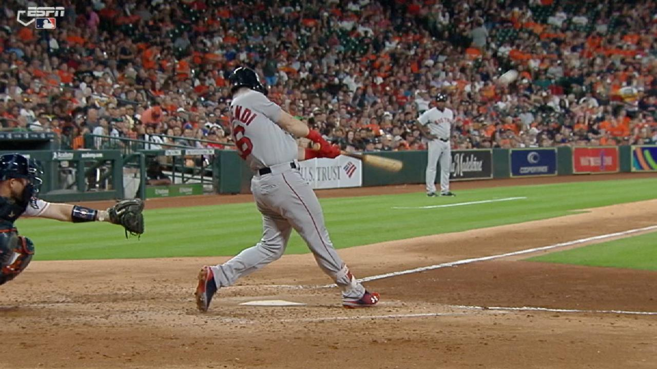 Boston le cae Morton para dividir la serie | Boston Red Sox