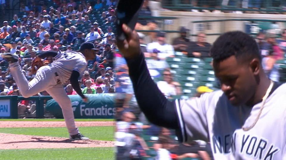 Severino dazzles in 10-K outing