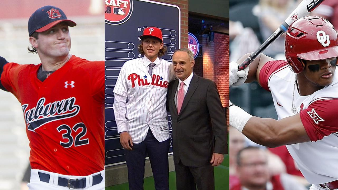 June amateur draft prospects 2008