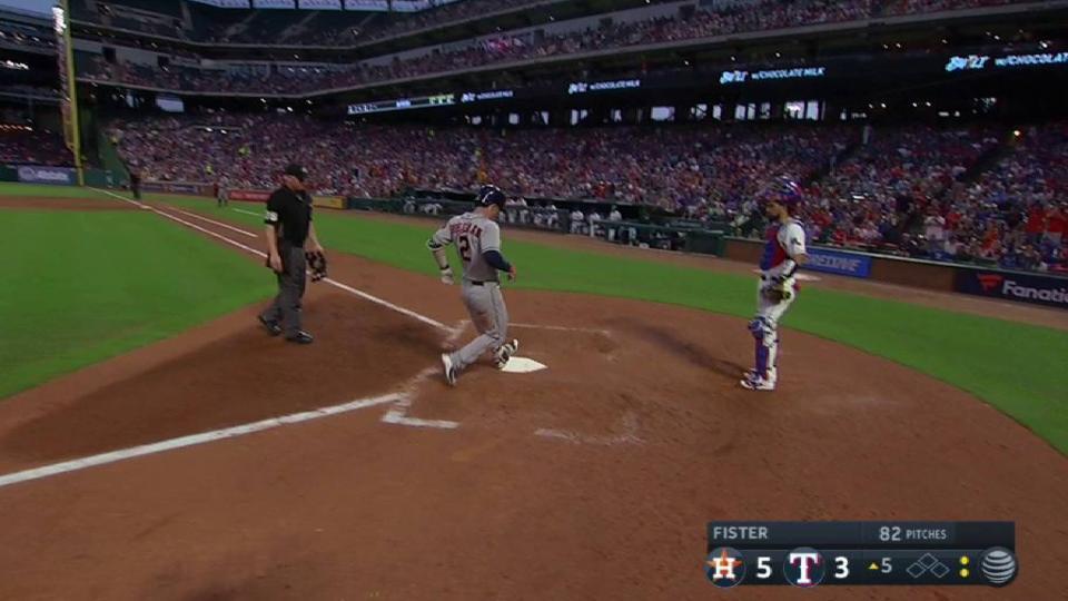 Bregman's solo home run