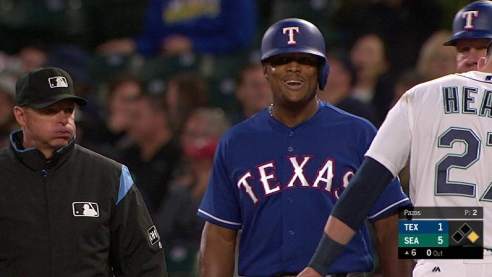 Beltre collects 3,082nd hit