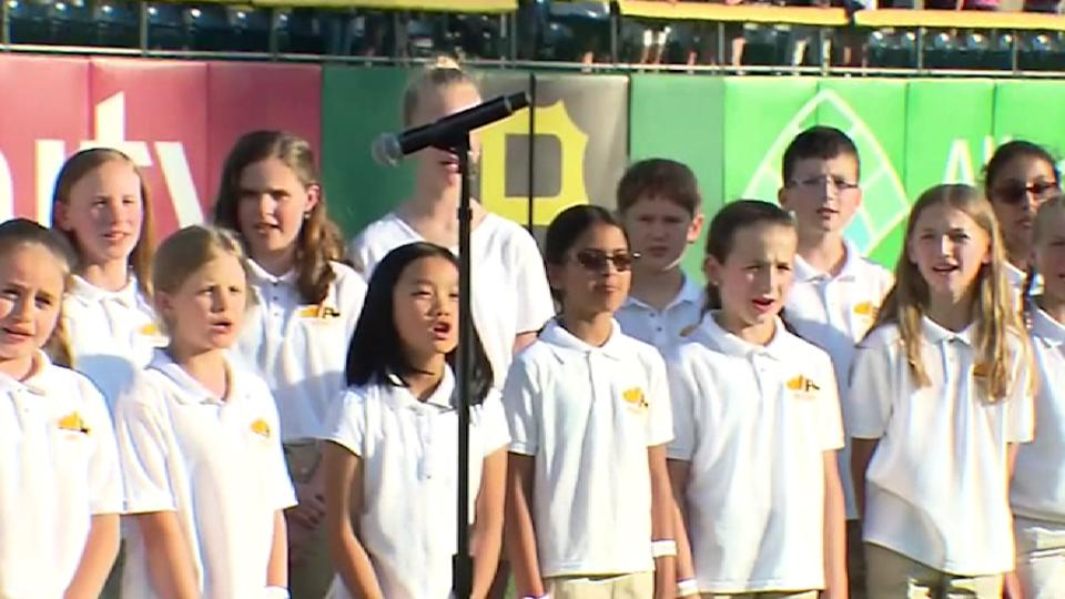 Marshall Elementary at PNC Park