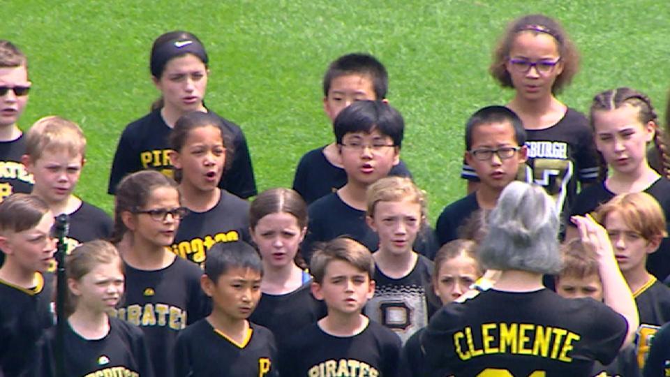 Hosack Elementary performs