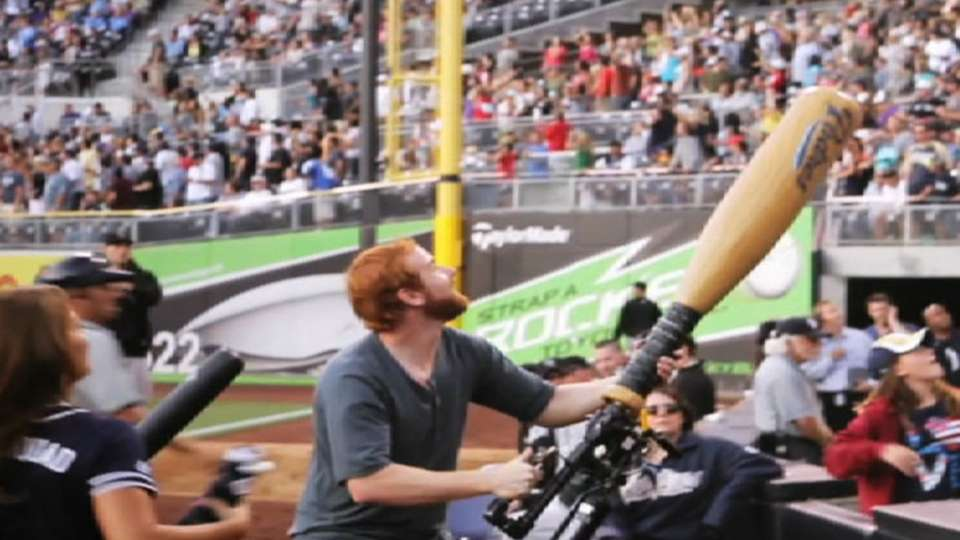 Behind the Lights: Padres Game