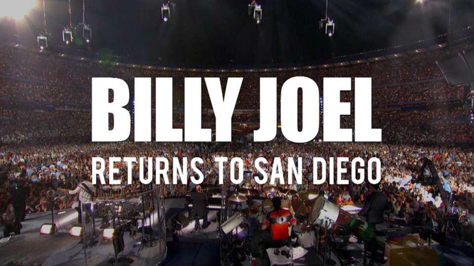 Billy Joel concert at Petco Park