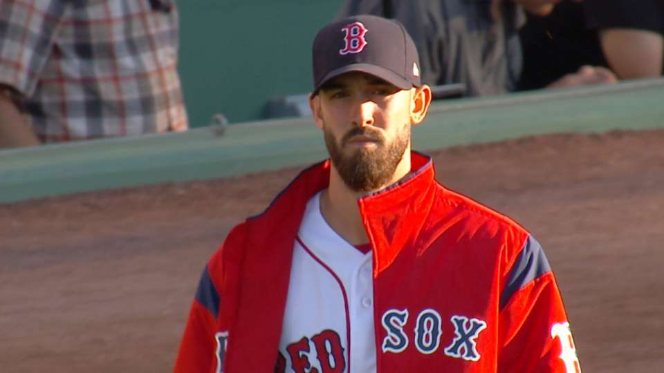 Porcello's 6 2/3 strong innings
