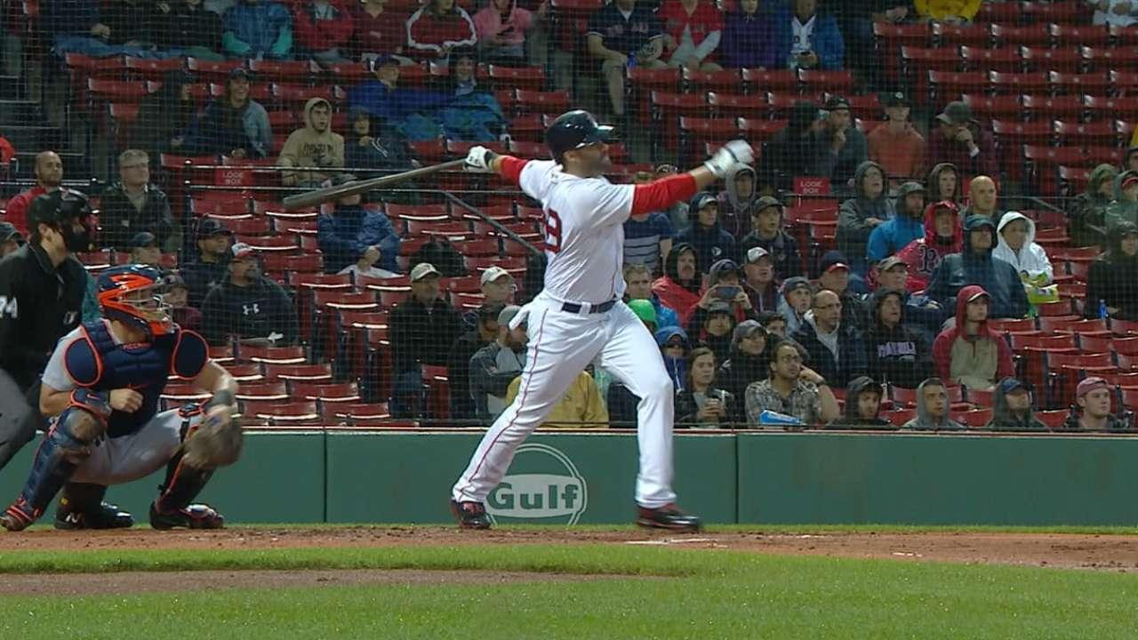 604648c9f63 J.D. boosts All-Star bid with MLB-best 20th HR
