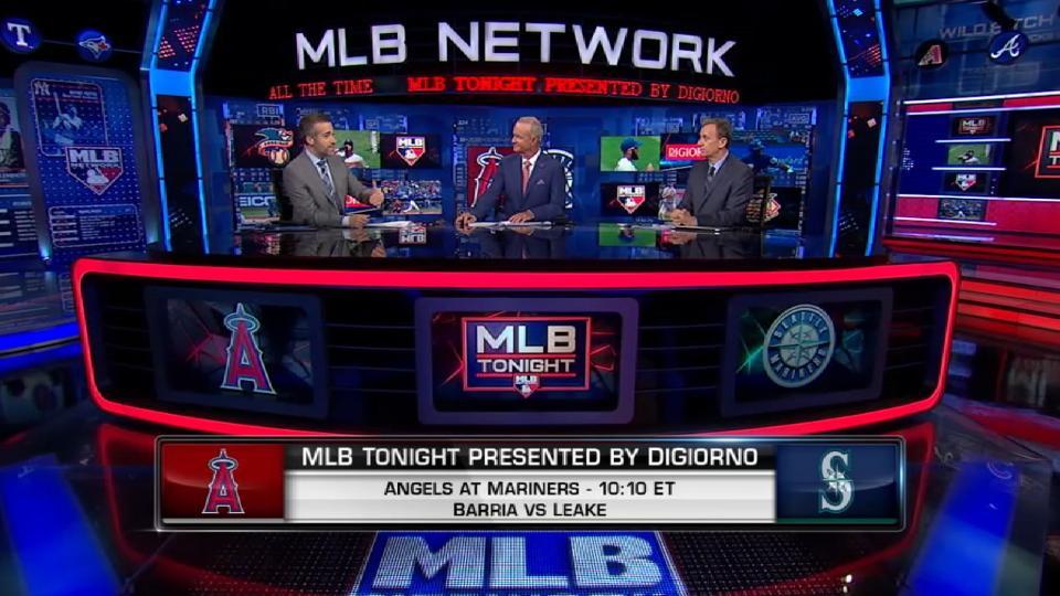 MLB Tonight: Mariners' success