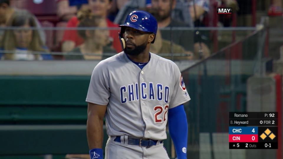 MLB Tonight: Heyward's mechanics