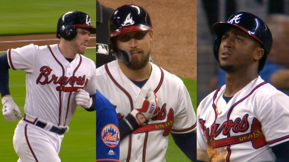 Braves' 6-run 6th