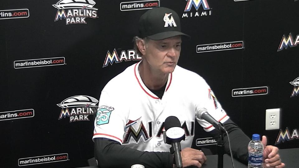 Mattingly on Richards' 1st win