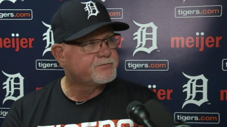 Gardenhire on Cabrera, loss