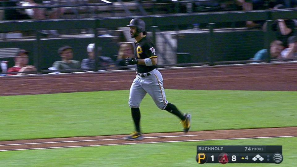Rodriguez's bases-loaded walk