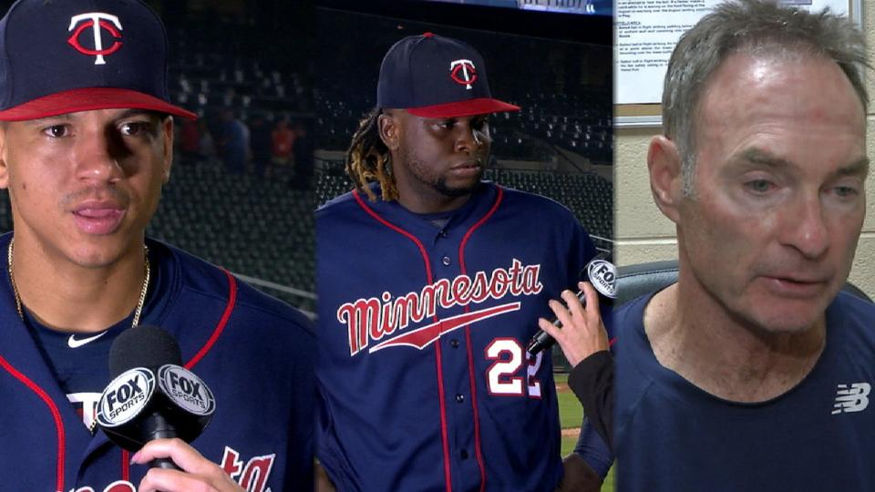 Twins on 6-4 win over Tigers