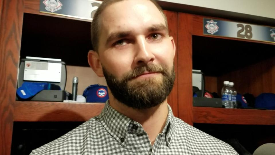 Chatwood on start vs. Brewers