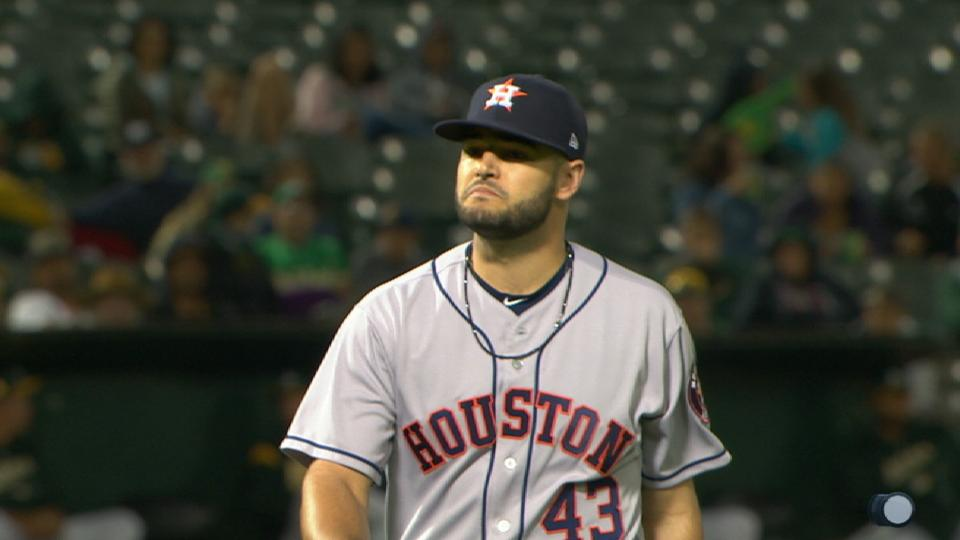McCullers Jr.'s strong outing