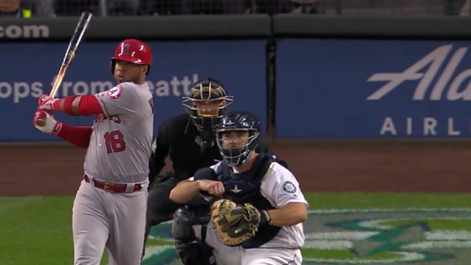 MLB Central: AL West