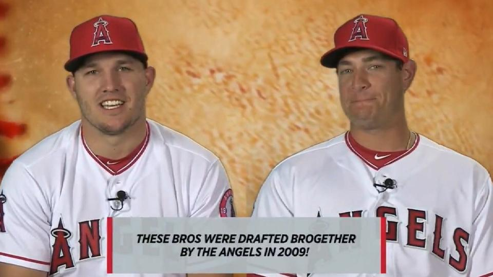 Trout, Richards' friendship quiz