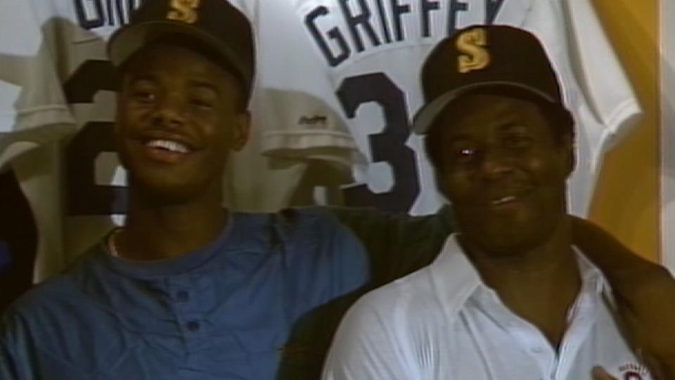 24 Stories: The Griffeys