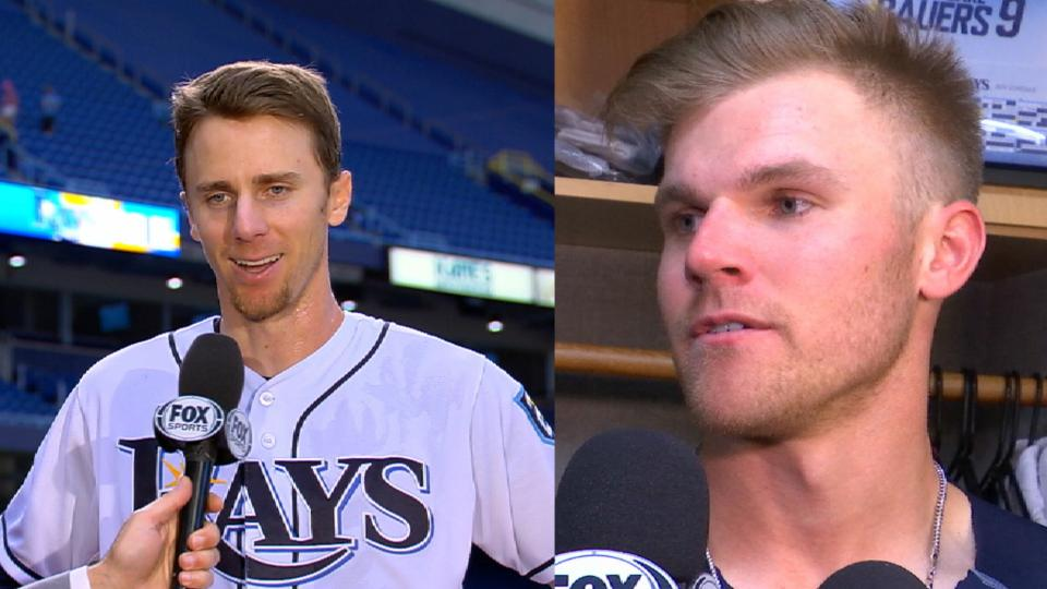 Rays on walk-off win in 9th