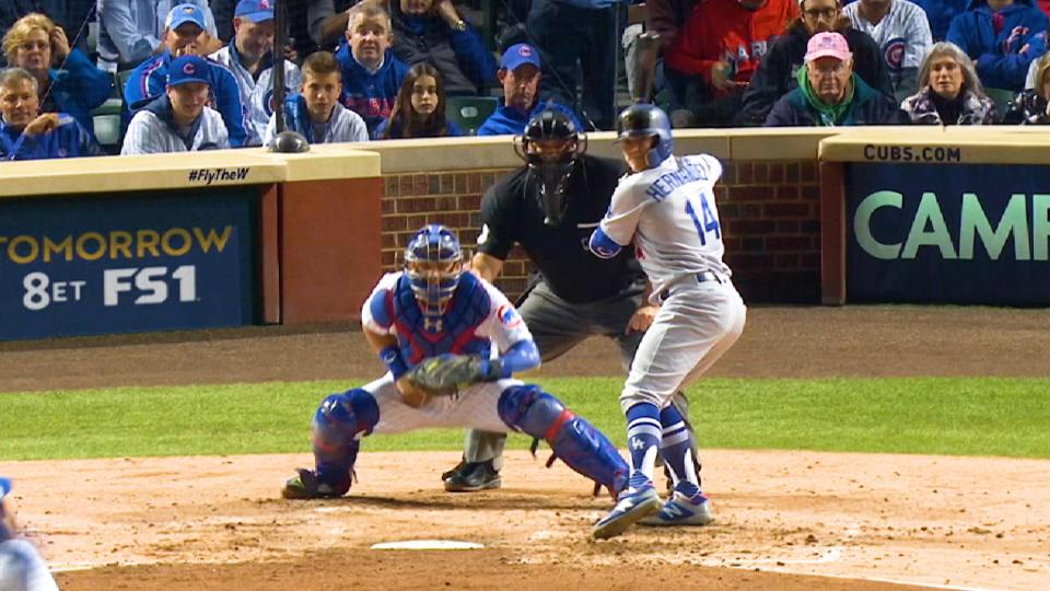 Watch the Dodgers vs. the Cubs