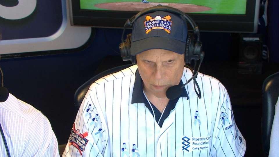 Milken talks Home Run Challenge