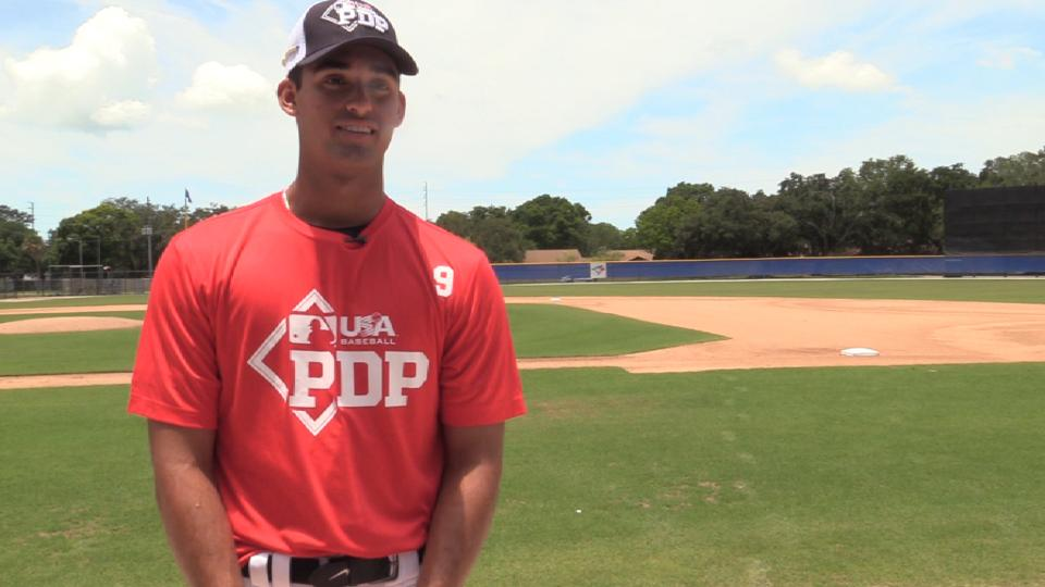 Greene on being at PDP in Tampa