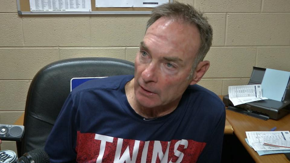 Molitor on 5-2 loss to Tigers