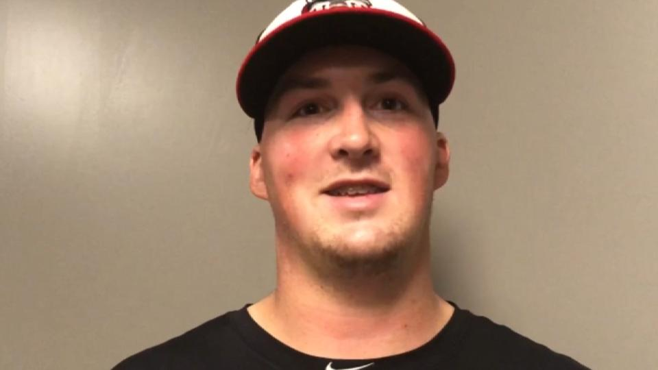 Road to Detroit: Kyle Funkhouser