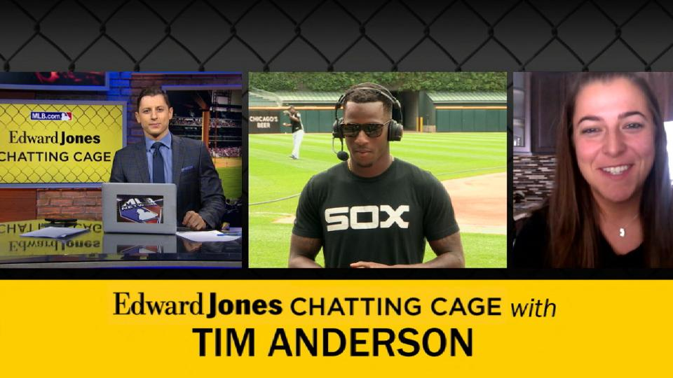 Chatting Cage: Tim Anderson