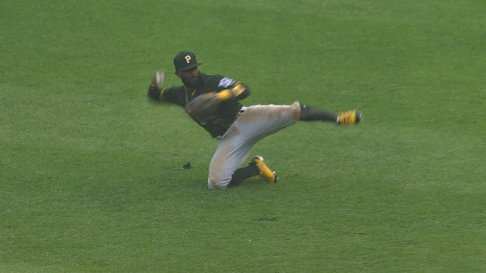Pirates' top plays of the week