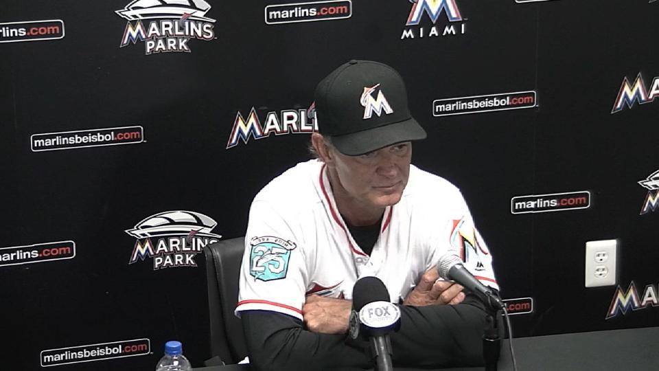 Mattingly on the 16-inning loss