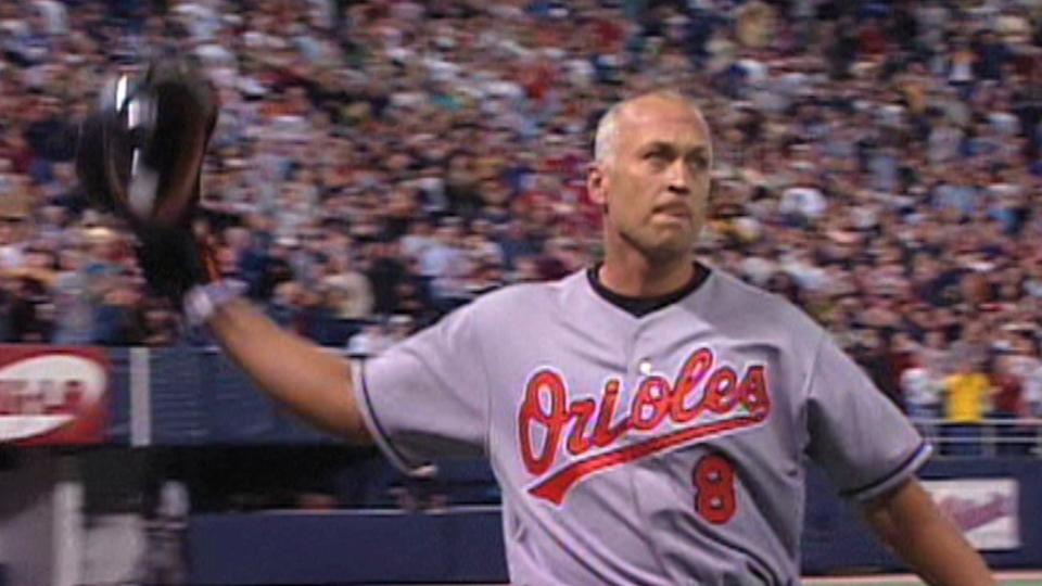 A look back at Cal Ripken Jr.