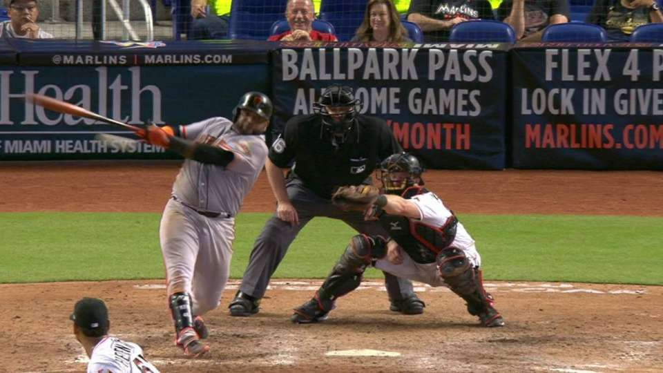 Sandoval's go-ahead hit in 16th