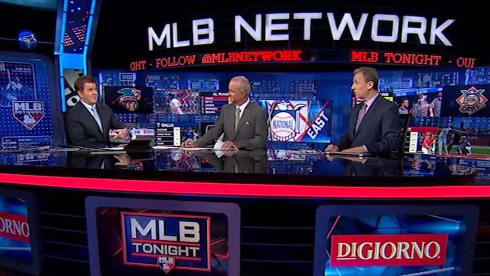 MLB Tonight on NL East rotations