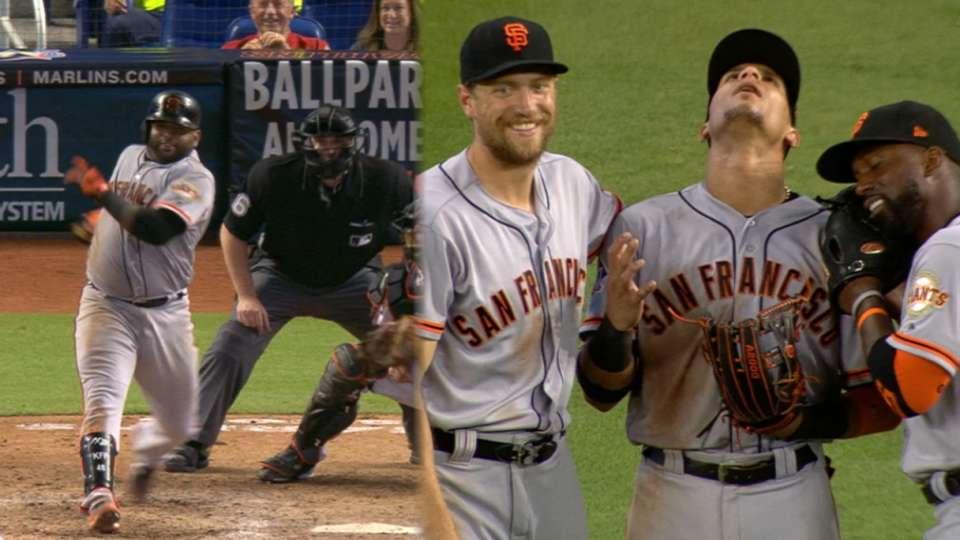 Must C: Giants win in 16 innings