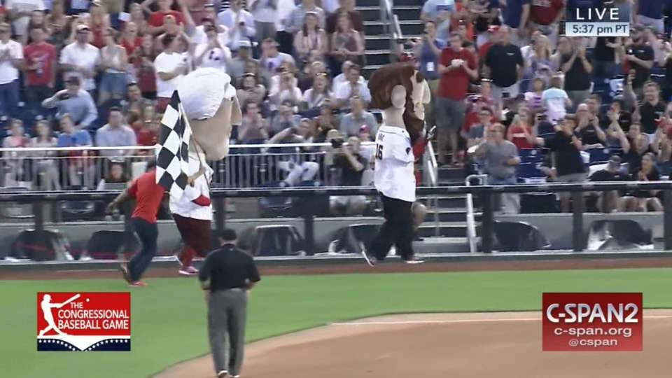 Presidents Race for Congress