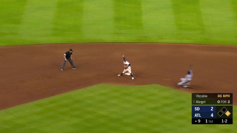 Vizcaino induces DP to earn save