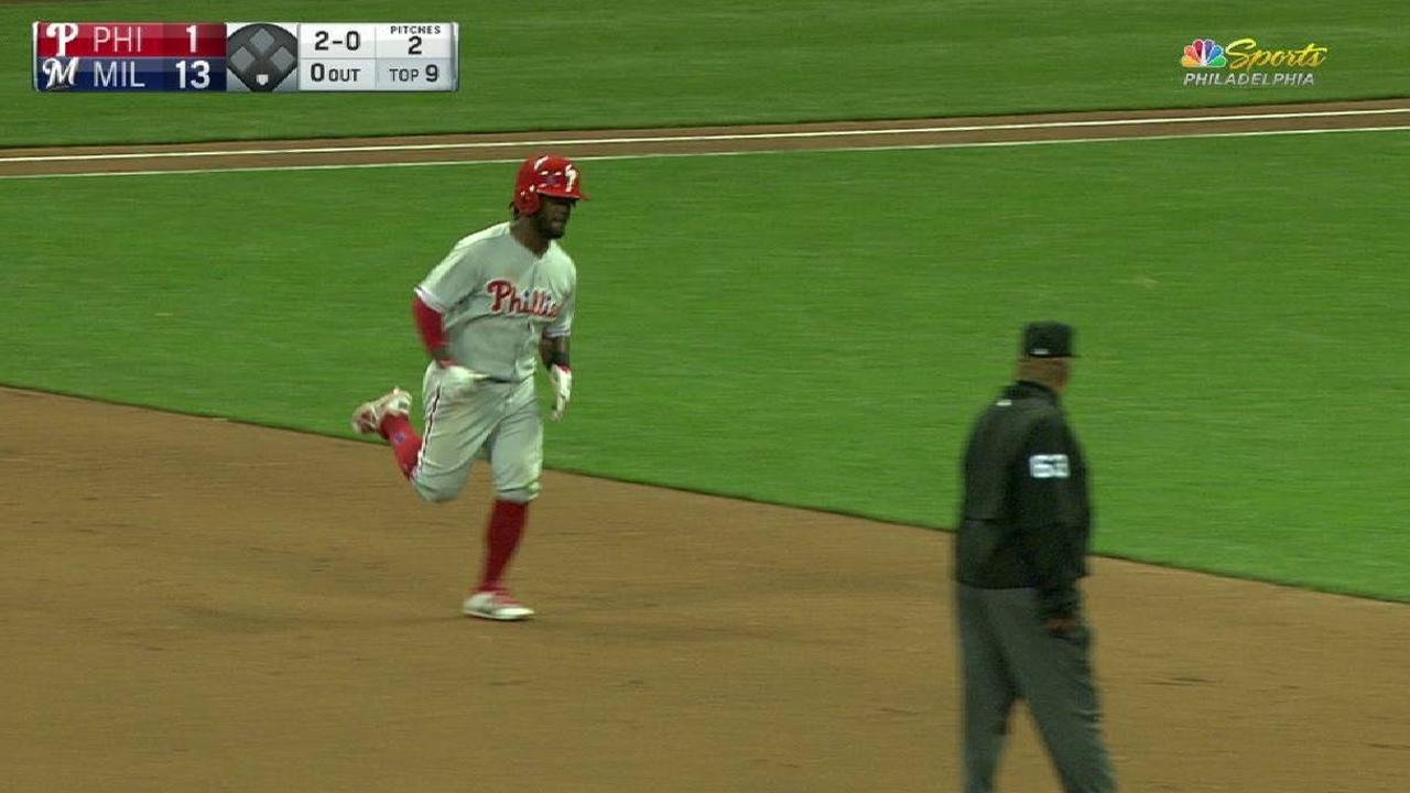 Jake Arrieta and Phillies succumb to errors | MLB.com