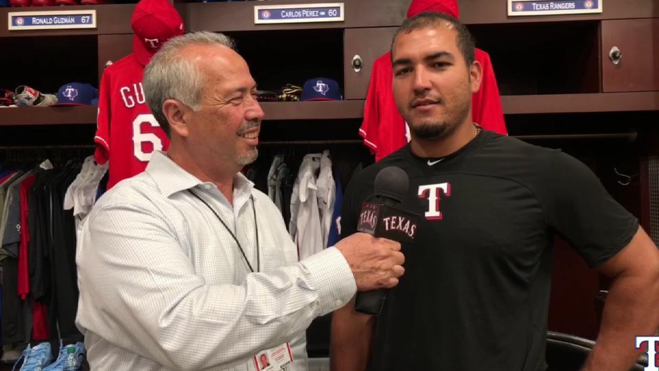 Perez habla sobre la temporada