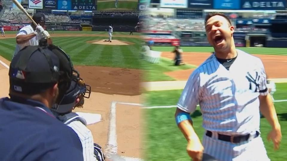 Swisher leads Old Timers' Day