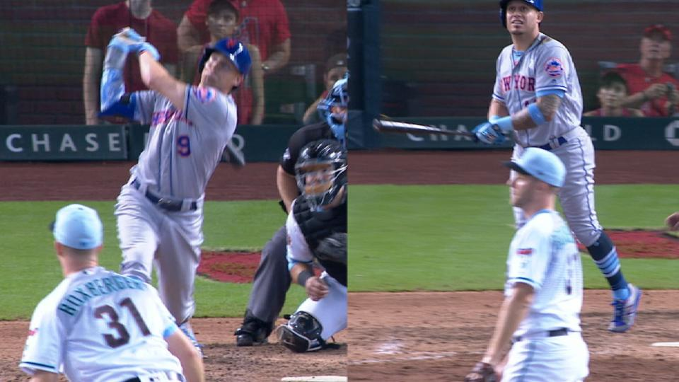 Mets remontan en la 9na