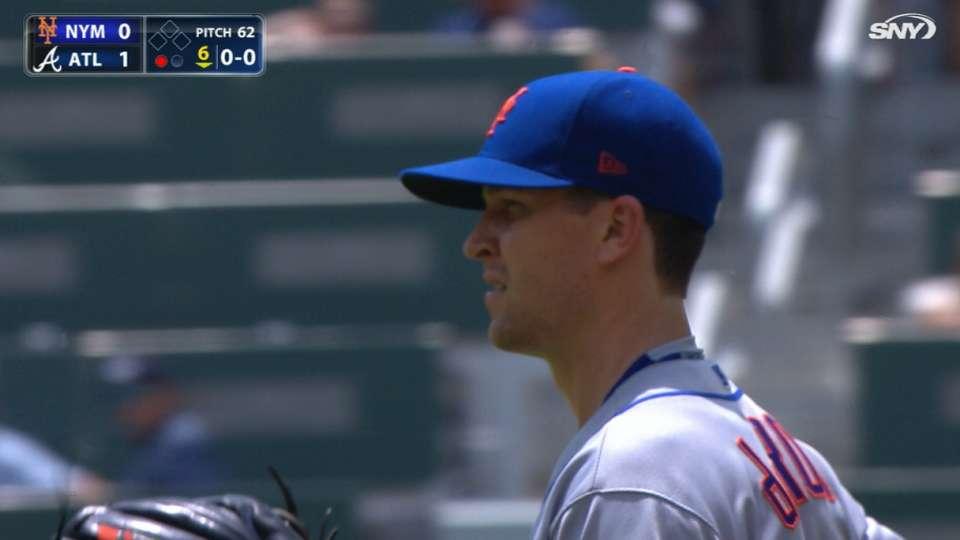 deGrom's 7 innings of 1-run ball