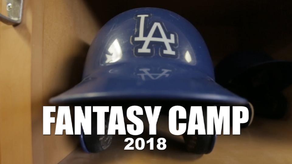 Dodgers & White Sox Fantasy Camp