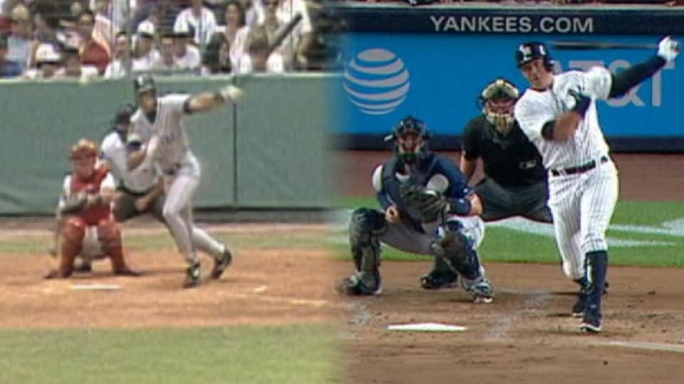First & Last: A-Rod's hits