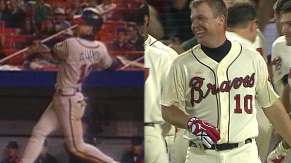First & Last: Jones home runs