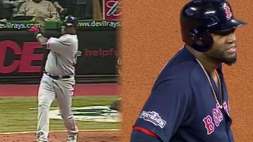 First & Last: Ortiz hits