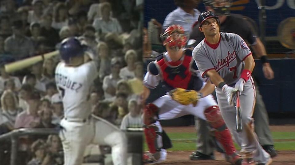 First & Last: Pudge home runs