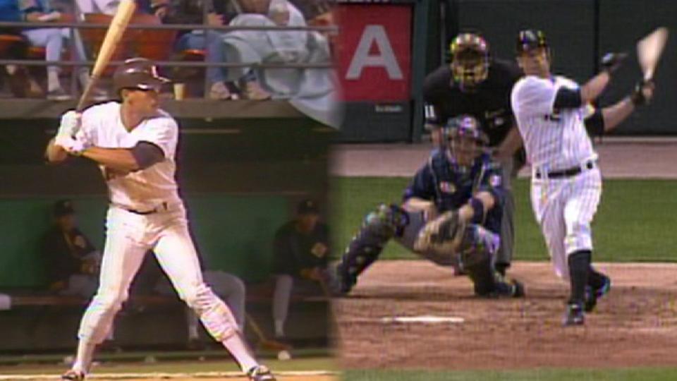 First & Last: Alomar home runs